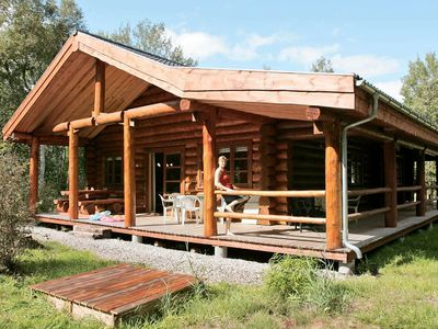 Photo for Spacious Holiday Home in Hadsund with Indoor Whirlpool