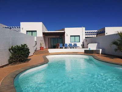 Photo for Holiday house Playa Blanca for 2 - 5 persons with 3 bedrooms - Holiday house