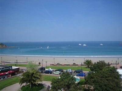 Photo for 3 bedroom apartment sleeps 6 PERROS GUIREC