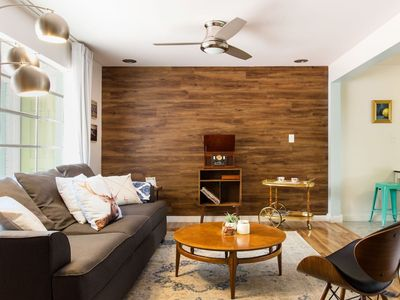 Photo for Mid-Century Modern Bungalow near the Biltmore