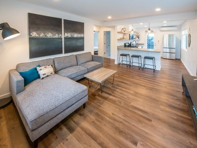 Photo for Modern Beach Escape in South Oceanside- Suite 1