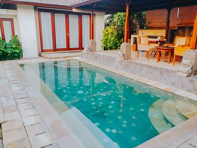 Photo for 1 BR Authentic Balinese Style with Private Pool