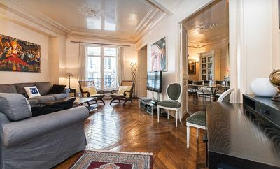 Photo for Rue de Rennes PARIS 6TH - 105m2 5 rooms - 3 bedrooms
