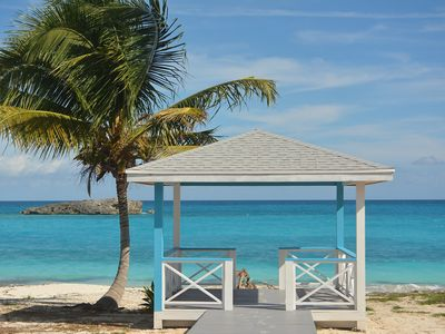 Photo for Just what your looking for in a Beach Front Villa, Long, Quiet, beautiful beach