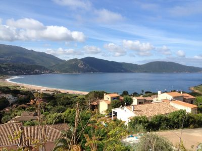 Photo for Apartment 5 people, seaside, near Ajaccio