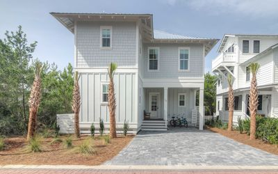 Photo for 129 Flip Flop - Home in Seacrest Beach, Big Community Pool, 3 Bikes!