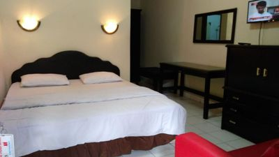 Photo for 2 Br Comfy apartemen near JX expo