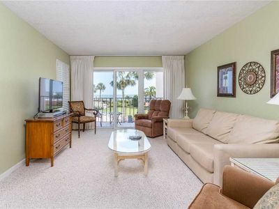 Photo for Oceanfront Condominium with Direct Ocean View, Plenty of Room for Everyone! Pool and Tennis