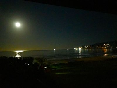 Photo for Marvelous beach house 50 meters from the sea on the central beach of Garopaba