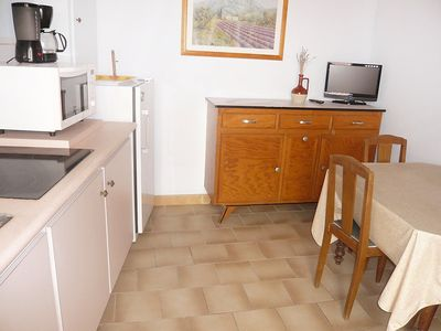 Photo for House 1.4 km from the center of Canet-en-Roussillon with Parking, Internet, Washing machine, Terrace (96505)