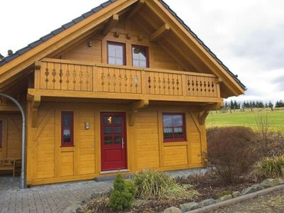 Photo for New wood house **** in the Eifel in very quiet location, on the forest's edge