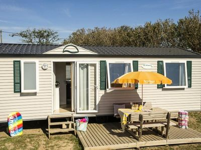 Photo for Camping Tropical Village Sen Yan ***** - Mobil Home Classic Plus 4 Rooms 6 People