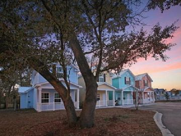Gulfstream Cottages, Myrtle Beach, SC, USA