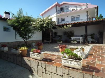 Photo for Traditional cozy apartment with a lovely private courtyard near the sea