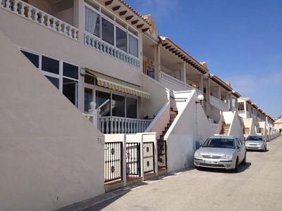 Photo for Spacious ground floor apartment close to all amenities, beaches and golf courses