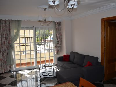 Photo for Apartment in Coin with 20m² terrace