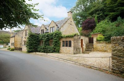 Photo for The Oat House, in the delightful Cotswold village of Snowshill, with four bedrooms and two bathrooms