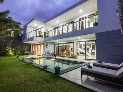 Photo for SKYDEE · 3BR Villa with Huge Private Pool near 66beach Bali