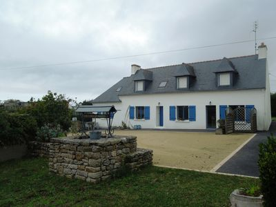 Photo for 4BR House Vacation Rental in Treffiagat, Bretagne