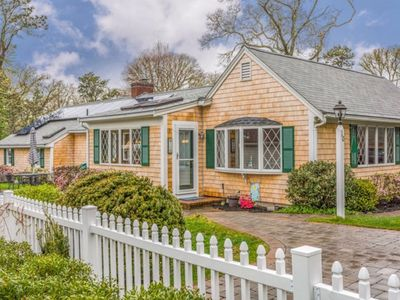 Photo for Steps Away from Lake, Central A/C, Beautiful, Cape House!