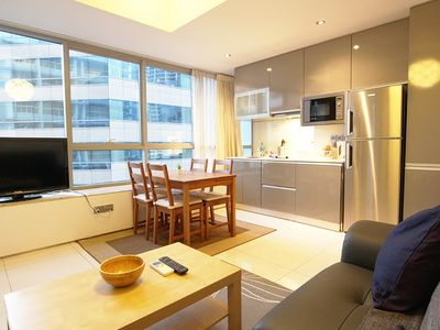 Photo for Leisure 1BR APT 5 mins from Tg Pagar MRT