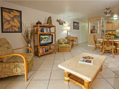 Photo for Kamaole Sands #09-102: 1 BR / 2 BA condo in Kihei, Sleeps 4