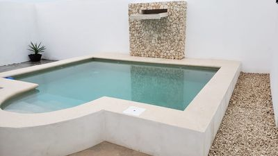 Photo for Casa de Playa Con Piscina de Chukum Fuente de Piedra in Chelem !!
