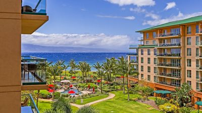 Photo for Maui Resort Rentals: Honua Kai Konea 515 - Upgraded 5th Floor Oceanview Studio