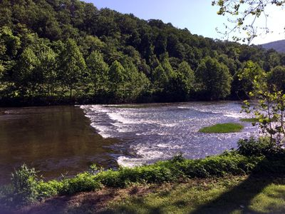 Photo for Warm, Welcoming Retreat on Shenandoah River and Stunning views
