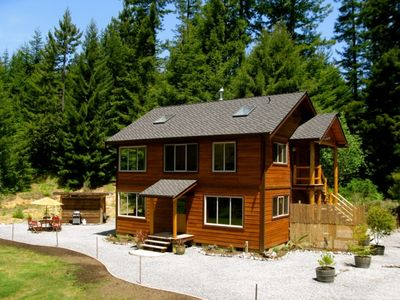 Photo for Beautiful, Warm & Welcoming-Redwoods, River, Beaches (avail. for 1+ mo. stays)