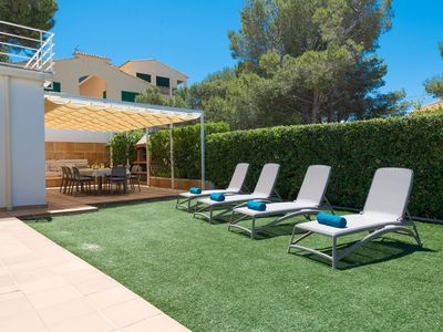 Photo for CAN ROIG (CALDES) - Chalet with private garden in Colonia de Sant Pere .