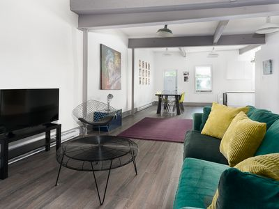 Photo for 3BR Apartment Vacation Rental in Montreal, Quebec