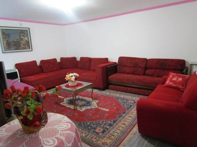 Photo for Comfortable house, 6 bedrooms with air conditioning and WI-FI