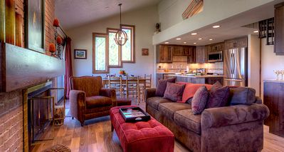 Photo for Bear Claw 404: 3 BR / 2 BA condo in Steamboat Springs, Sleeps 10