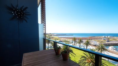 Photo for Waterfront Apartment with marina views!!!