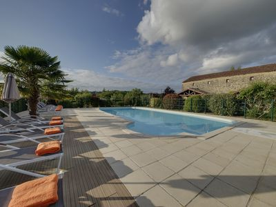 Photo for Trémolat - Charming cottage decorated with taste - Heated pool - Wifi
