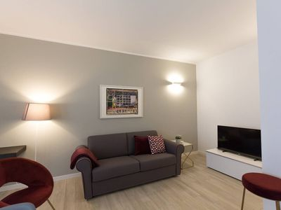Photo for T-Rio Flat 3 apartment in Como with WiFi, air conditioning & lift.