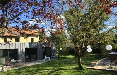 Photo for Villa Morillon & SPA 15 minutes from BORDEAUX