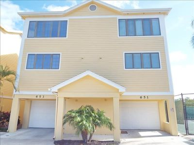 Photo for Spacious Condo in Longboat Key Resort: Pool, Tennis, Bikes, Beach Access!!