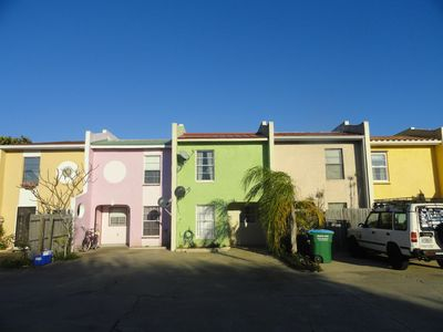 Photo for Tropical Beach Tomehome w/2-Master Suites, Private Yard. Steps To Ocean!