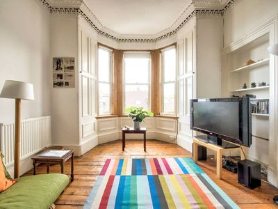 Photo for Bright Flat in City Centre for up to 6 guests!