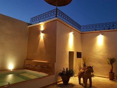 Photo for Renovated sheepfold style riad