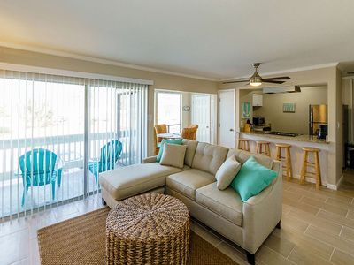 Photo for 20% off select dates! Less than 1 Mile to the Beach! Renovated, Wifi. Free Family Dolphin Cruise!