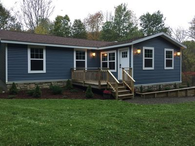 Photo for Completely renovated Ellicottville vacation home.