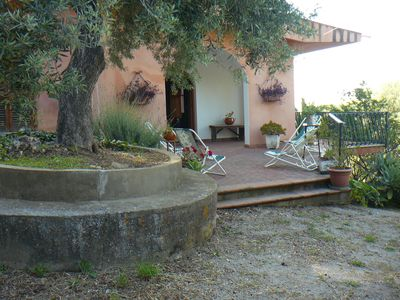 Photo for SICILIAN HILL HOUSE NEAR THE SEA: CULTURE & RELAX.