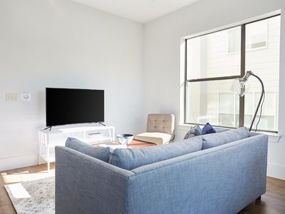Photo for Sonder | The Hampstead | Desirable 2BR + Laundry