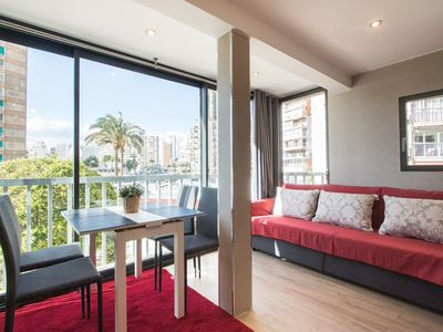 Photo for LUXURIOUS APARTMENT 1D FIRST LINE BEACH LEVANTE
