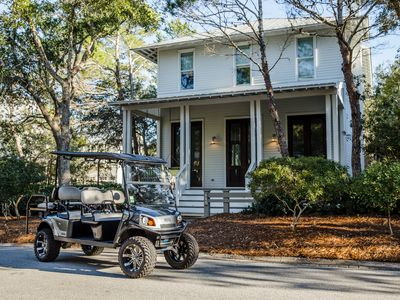 Photo for Executive Access! Golf Cart! Access to 5 Community Pools!