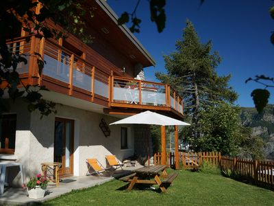 Photo for CHALET HIGH SOUTH 96 m² / 8pers / ORCIERES-MERLETTE