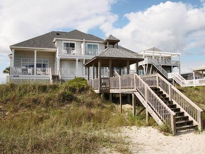 Photo for Southern Comfort West: 3 BR / 2 BA home in Oak Island, Sleeps 6